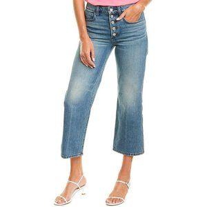 A.L.C. Montag Wide Leg Crop Jeans